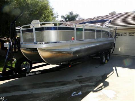 Used Pontoon Boats Bennington by 2014 Used Bennington Sfx 24 Tritoon Pontoon Boat For Sale