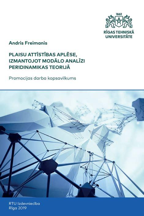 Plaisu attīstības aplēse, izmantojot modālo analīzi peridinamikas teorijā - RTU E-books
