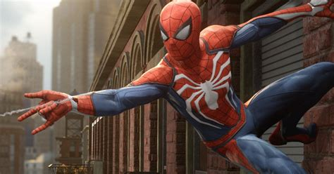 spider man ps video game plot leaks  cosmic book news