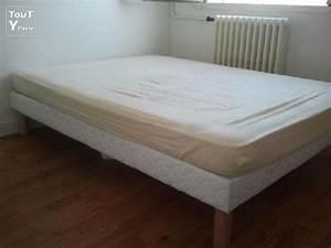 Matelas 140x190 Ikea : annonces urgent matelas ikea sultan hagalid 2 places ~ Dallasstarsshop.com Idées de Décoration