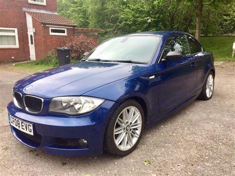 bmw 120d coupé bmw 1 series 120d m sport coupe le mans blue cat d in stourbridge west midlands gumtree
