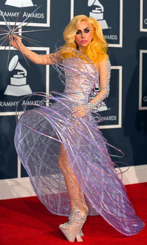 Lady Gaga Worst Dressed The Grammys Weekly