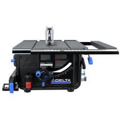 delta 174 10 quot portable table saw at menards 174