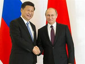 China and Russia Hold Anti-Missile Drill