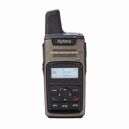 Hytera Radio Walkie Way Talkie Digital Uhf