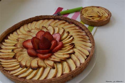 pate sablee chef simon recettes de pate sabl 233 e par maman 231 a d 233 borde tarte aux pommes 224 la fraise