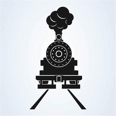 Train Vector Depot Icon Steam Clip Illustrations