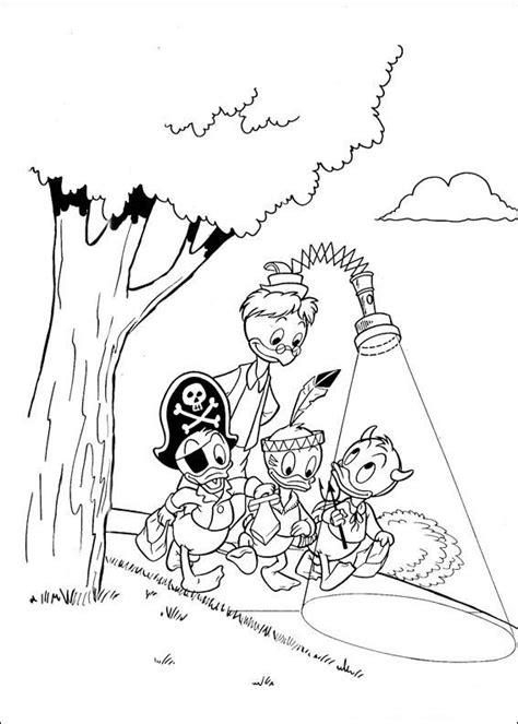 Lizzy Juultje En Babetje Kleurplaten by Kwik Kwek En Kwak Kleurplaten Animaatjes Nl