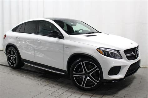 Amg gle 43 4matic coupe. New 2019 Mercedes-Benz GLE43 AMG 4MATIC Coupe for sale - $103747.0 | Mercedes-Benz Blainville