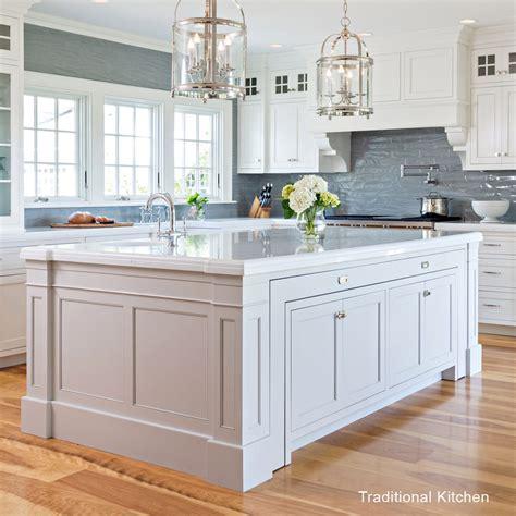 traditional  transitional kitchens lewis weldon custom kitchens