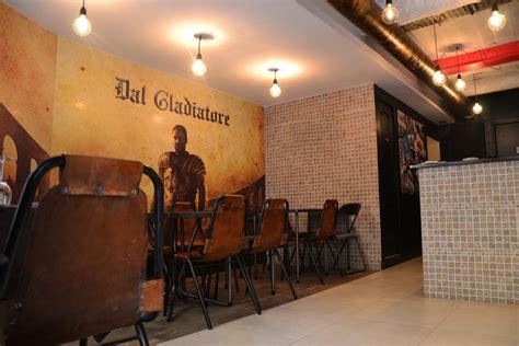 decorateur interieur aix en provence architecte agencement restaurant dal gladiatore aix en provence