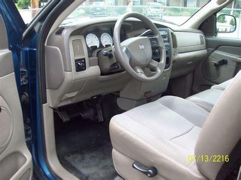 buy   dodge ram  reg cab  wheel drive