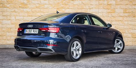 2017 audi a3 2 0tfsi sedan review caradvice