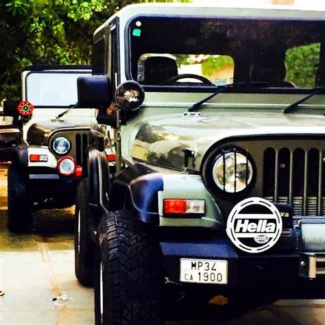 rajputana jeeps custom thar rajputana jeeps