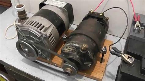 Motor Generator Electric by Motor Generator
