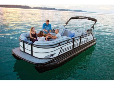 Regency Boats by Regency Boats 2017 Regency Luxury Pontoon Boat 220 Le3 Sport