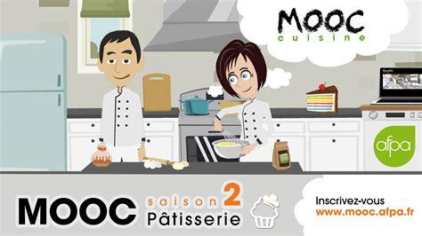 formation afpa cuisine une nouvelle formation mooc dédiée à la pâtisserie blogs