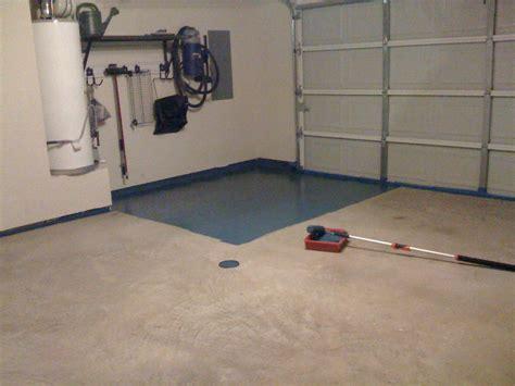 Garage Floor Paint Won T by Tutorial How To Seal Your Garage Floor