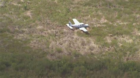survive small planes hard landing brevard county
