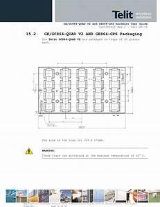 Telit Communications S P A Ge864g2 Quad Band Gsm   Gprs