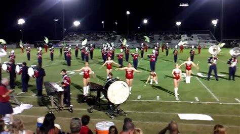 central high school  clay county marching band youtube