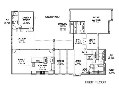 style floor plans l shaped ranch style house plans house plans cad drawings