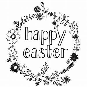 happy easter printable | Bloggers' Fun Family Projects ...