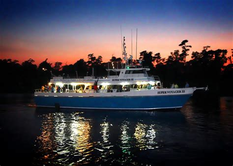 Fishing Boat Voyager by Voyager Fishing Charters