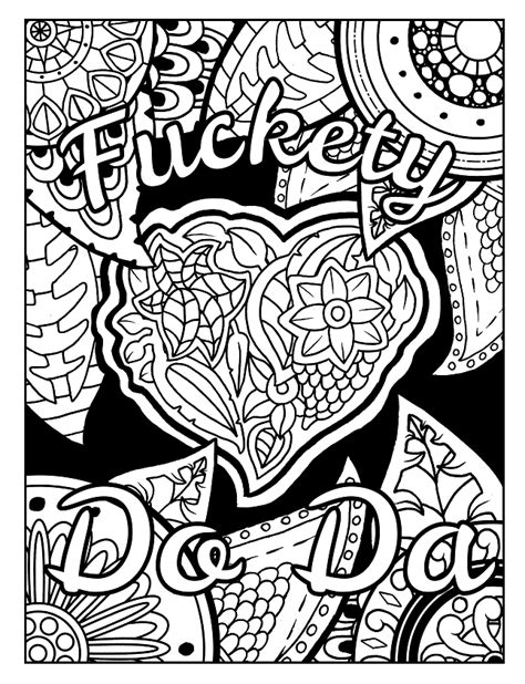 Pin by Highly_Favored on swear word coloring book | Free