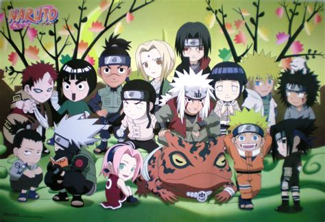 naruto chibi wallpapers wallpaper cave