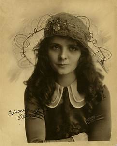 Olive Thomas~American silent film actress, model, and ...