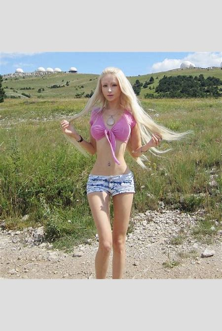 Look At What You've Done To Yourself!: Ukranain Girl Fulfills Dream Of Becoming Real Life Barbie ...