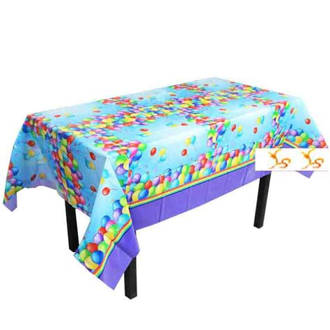 colorful table ls color table cloth waterproof insulation pe dinning