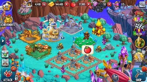 dragon city  monster legends show  twos strategy