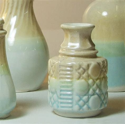 Tropical Vases by Tropical Mini Vase By Helen Ceramics