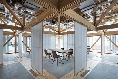Aki Hamada Ayase Factory Substrate Archdaily Architects