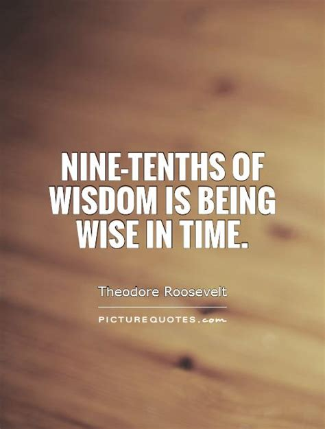 Quotes About Being Wise Quotesgram