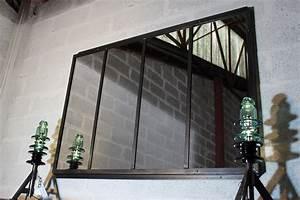 Deco Industrielle Pas Cher : miroir industriel pas cher ~ Teatrodelosmanantiales.com Idées de Décoration