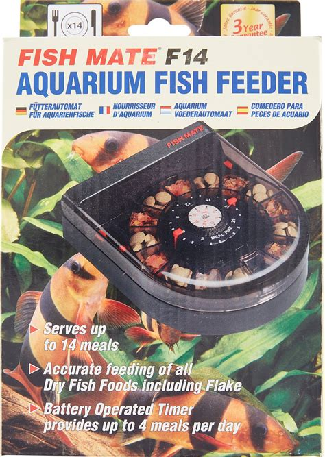 fish mate  aquarium fish feeder chewycom