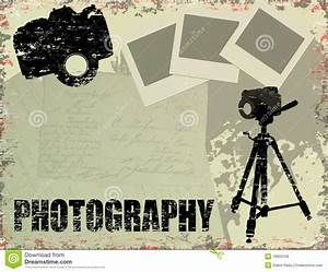 Vintage photography poster stock vector image of fashioned 18059105 for Poster photos