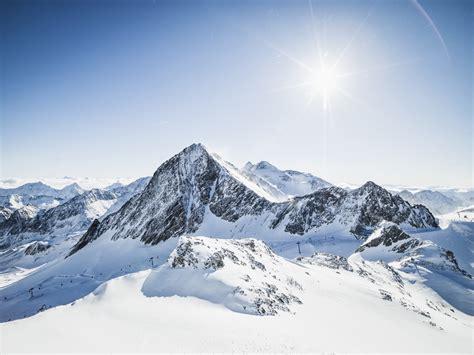 Leatherman Und Stubaier Gletscher Starten Kooperation