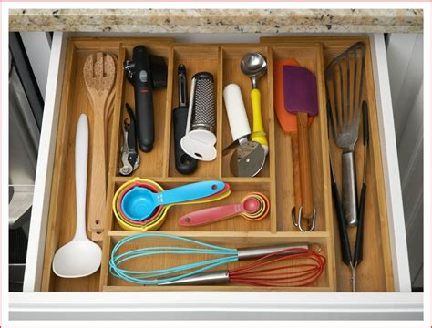 how to organize kitchen utensils how to organize kitchen cabinets in 10 steps with pictures 7302