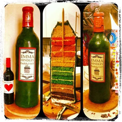 ft wine bottle cake   cake decorating supplies