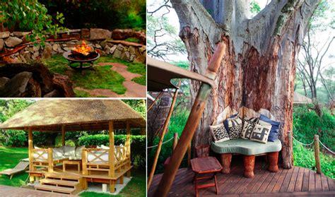 idee de cuisine 39 idées pour aménager un coin détente dans le jardin des idées