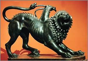 World of Mythology • The Chimera A fearsome beast of Greek ...