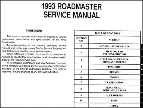 hayes auto repair manual 1993 buick roadmaster auto manual 1993 buick roadmaster repair shop manual original