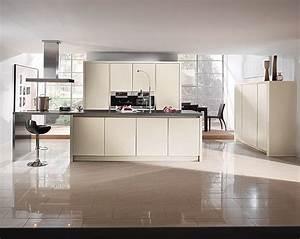 Welche Farbe Passt Zu Vanille : grifflose lackk che inox magnolia matt lack ~ Markanthonyermac.com Haus und Dekorationen