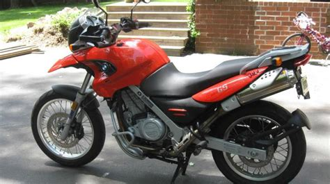 2006 Bmw F650gs Dual Sport Motorcycle -great For Sale On