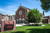Parish History   Holy Spirit Catholic Church   Cleveland, Ohio