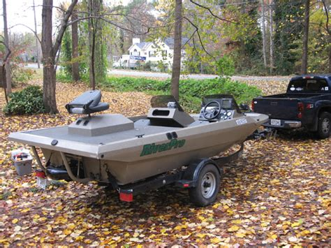 Used River Fishing Jet Boats For Sale by 2005 Riverpro Lopro Jet Boat 13 500 Pensacola Fishing